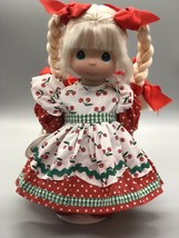 Precious Moments Doll CHERRY LANE Linda Rick Dollmaker With Original Tag - $53.22
