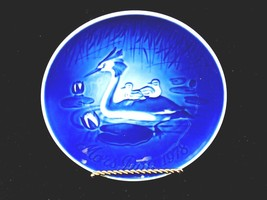 """Bing & Grondahl 6"""" Mother's Day Plate, Mors Dag 1978 Mama Duck w/Babies,... - $14.65"""