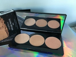 Smashbox Spotlight Highlighter Palette Pearl Turn It On/Crank It Up/Blow A Fuse - $14.00