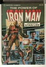 The Power Of Iron Man (1984) Marvel Comics Tpb 1st FINE- - $24.74