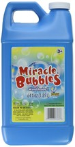 Darice upc 1021-13 Miracle Bubbles Solution Refill, 64-Ounce Bottle Colo... - $5.99