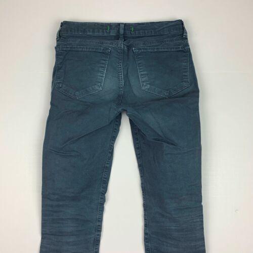 J Brand Jeans Pencil Leg Arnie Blue Skinny Women Sz 27 image 8