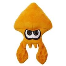 """NINTENDO 95736-PLY 7.5"""" Plush, Orange Squid  - $23.00"""