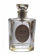 Diorella Eau De Toilette Christian Dior Perfume Bottle Empty - $7.71