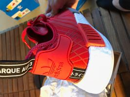 Adidas NMD Runner Red Size 10 New image 5