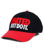 Manchester United Flex Fit Nike International Soccer Team Just Do It Cap... - $20.85