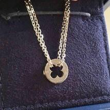 Auth Louis Vuitton Burasure chain Ann plant Q95621 K18WG bracelet - $2,050.49