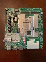 EBT66233802 Main Board From Lg 55UM6950DUB Busglkr Lcd Tv - $34.65