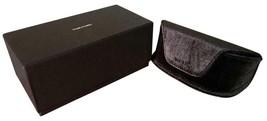 New Tom Ford Sunglasses Eyeglasses Optical Soft Brown Case Case - $31.79