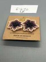 Josephine Alexander Wild Flower Pierced Earrings In Lilac - $23.75