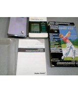Tandy Corporation Radio Shack Two Player Championship Golf Electronic LC... - $14.00