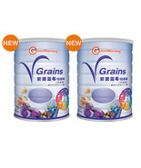 Good Morning VGrains 18 Grains 1kg X 2 tins - $69.99