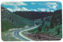 Telephone Canon over Sherman Hill Cheyenne Laramie Postcard - $6.95