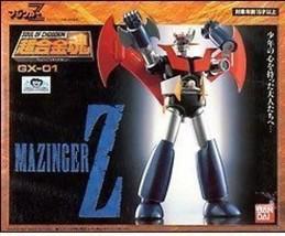 Nuovo Soul Of Chogokin Gx-01 Mazinger Z Action Figure Bandai Tamashii Nazioni F/ - $179.15