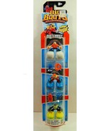 Matchbox Big Boots Water Rescue Crew - $14.99