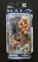 """Comic-Con/Toys R Us Exclusive Halo Red Vs Blue """"Grifball"""" Action Figure ... - $34.65"""
