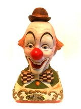 Ezra Brooks Smiley Decanter 1978 Heritage Collector Series Numbered Bottle - $63.36