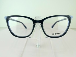 Nine West NW 5162 (420) Slate Blue 53-17-135  Eyeglass Frame - $59.35