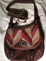 Fossil Multi Color Leather Purse Sku  ZB5328 - $69.29