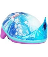 Disney's Frozen Toddler 3D Tiara Bike Helmet - $29.02