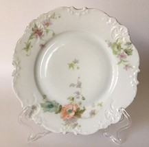 Antique Hermann Ohme Elysee Pattern Decorative Plate Made In Germany 1920s - $27.49
