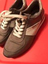 Michael Kors Gray Casual Shoes SIZE 7M - $67.32