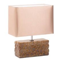 Art Table Lamp, Small Ceramic Modern Table Lamp Living Room - $34.99