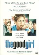 The Good Girl DVD Jennifer Aniston Jake Gyllenhaal John C. Reilly - $2.99