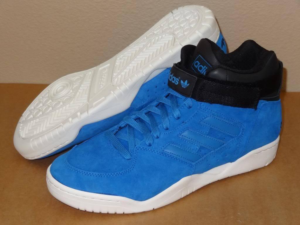new concept d39ff 586cb ... NIB Adidas Originals ENFR Mid (Enforcer) Mens Shoes Sz 10 (G95545) ...