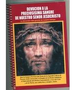DEVOCIÓN A LA PRECIOSÍSIMA SANGRE DE NUESTRO SENOR JESUCRISTO - $15.95