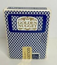 Vintage Bee Club Special Playing Cards Golden Nugget Las Vegas Sealed Af... - $19.77