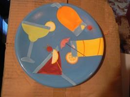 Sonoma Paradise Blue salad plate 1 available - $5.79