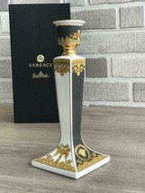 Versace by Rosenthal Candleholder with candle H21 cm/ H8.2 in I Love Bar... - $366.30