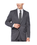 Stafford Travel Wool Blend Stretch Classic Fit Suit Jacket Size 52 REG, ... - $69.99