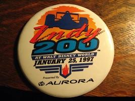 Indianápolis 200 Pin de Solapa - Vintage 1997 Indy Carrera Walt Disney M... - $24.62