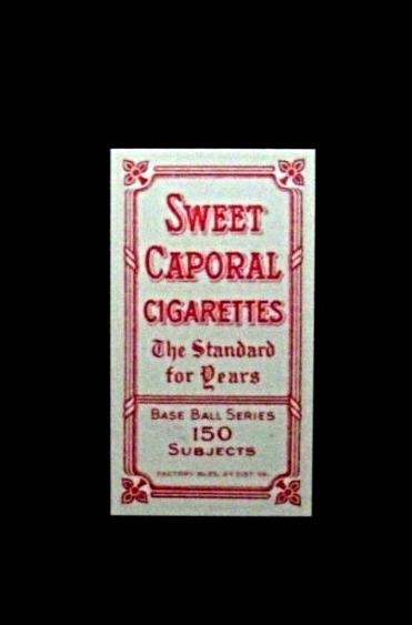1909-11 T206 White Border Sweet Caporal #486 Honus Wagner**Pittsburgh Pirates`RP
