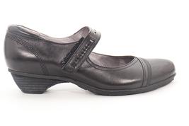 Abeo  Nala Mary Jane Pumps  Black  Size 8.5 Neutral Footbed ( ) - $35.00