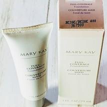 Mary Kay Full Coverage Foundation Beige 400 - $18.00