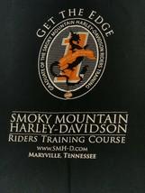 Harley Davidson XL T-Shirt Maryville Smoky Mountain Riders Training Graduate - $16.78