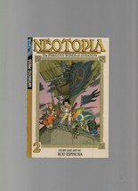 Neotopia: The Perilous Winds of Athanon #2 - April 2004 -  Antarctic Press. - $7.83