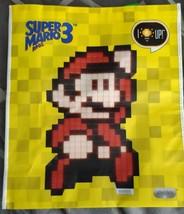 LOT OF 11 E3 Expo 2017 Nintendo Mario Luigi Tote Bag Exclusive Pixel Art - $65.45
