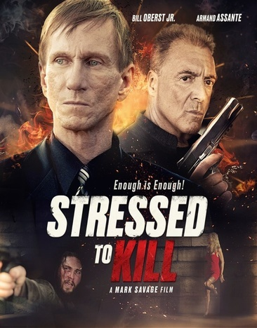 Stressed To Kill (Blu-Ray)