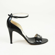 Givenchy Patent Leather Ankle Strap Sandals SZ 36 - $135.00