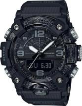 New Casio G-Shock Mudmaster Carbon Core Guard Black Mens Watch GGB100-1B - $287.99