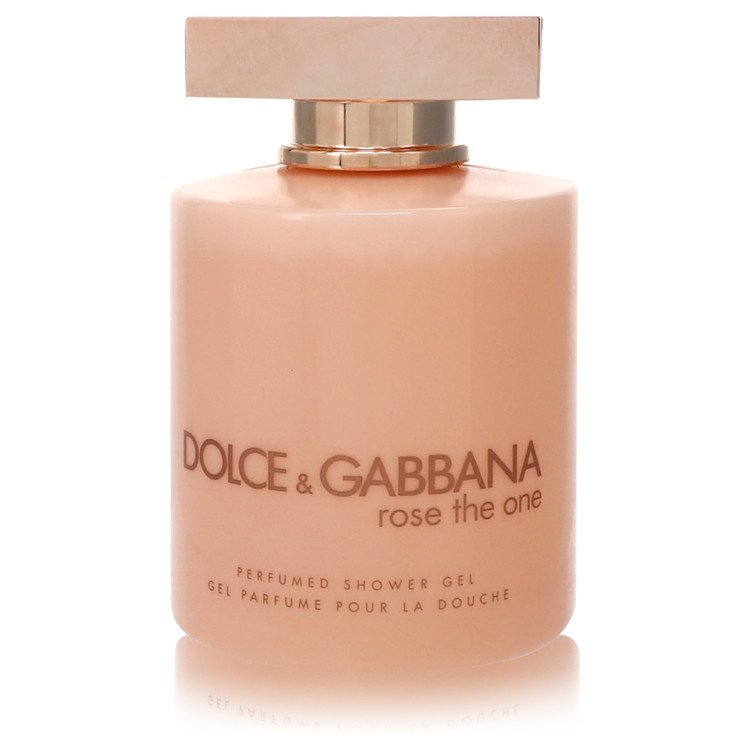 Aadolce   gabbana rose the one shower gel