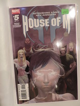 #5 House of M 2005  Marvel Comics B061 - $3.99