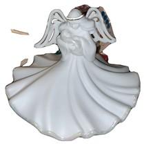 Enesco Spirituelle LIFE Angel figurine 2002 rare NIB - $32.66
