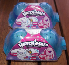 NEW HATCHIMALS SEASON 2 COLLEGGTIBLES 2 PACK CITRUS COAST LOT 2 (4 eggs ... - $7.91