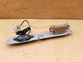 08-12 Nissan 370z Trunk Lid Liftgate Release Lock Power Actuator Motor & Latch image 2