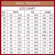 Men's Casual Gold Stage Performers PU Leather Front Zip Straight Slim Trousers  image 3